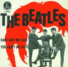 The Austrian picture sleeve - The Beatles