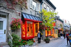 Quebec City by Winfried van Velle