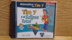 MATEMÁTICAS CON TIM 7. TIM 7 Y EL ECLIPSE TOTAL. 2º CURSO E.S.O. ED / ANAYA INTERACTIVA / PRECINTADO