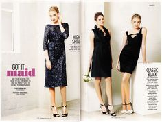 Sophie Cox Black Butterfly and Star Power featured in June 2014 Bride to Be Magazine