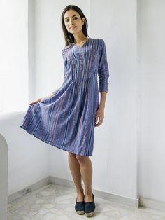 Marnie Kleid blau - bevonboch - Lifestyle by Brigitte von Boch