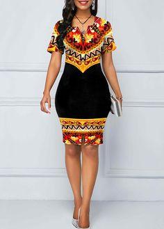 ROTITA Tribal Print Short Sleeve Split Neck Dress great dresses, skimpy dresses, asymetrical dresses #dressesforhire #dressesinspiration #dressesforrentandmore, dried orange slices, yule decorations, scandinavian christmas Tribal Print Dress, Tribal Prints, Dresses For Sale, Dresses Online, Dried Orange Slices, Active Wear For Women, Dress Pants, Short Sleeve Dresses, Capri Dress