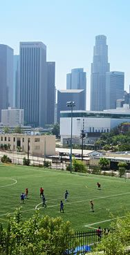 Downtown LA Parks and Green Spaces    Vista Hermosa Natural Park