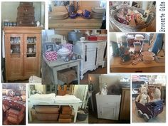 Collage Brocante Gids