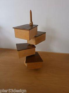 1950's Pastoe Cees Braakman Sewing Box Dutch Design | eBay