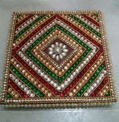 Pooja Room Decoration for Diwali - Chowki Decoration