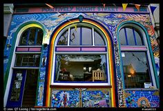 Trip north- Haight district, San Francisco