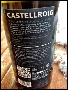 El Alma del Vino.: Finca Sabaté i Coca Castellroig Blanc Selecció 2011.