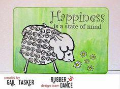* Rubber Dance Blog *
