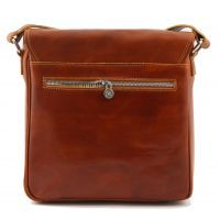 Leather Bags Freetime Messenger Freestyle Leather Bag Small Size Tl90164