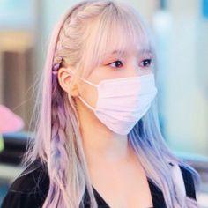 Yu Jin, Grunge Hair, Fun To Be One, K Idols, Kpop Girls, Icons, Writing Studio, Kpop Hair, Hairstyles
