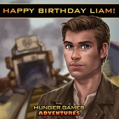 Happy Birthday Liam Hemsworth! Re-pin to send him your birthday wishes!