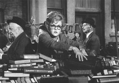 My darling; my Ms. Price, lost in the books. Bedknobs and Broomsticks. Angela Lansbury as Eglantine Price.