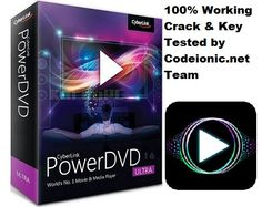PowerDVD 17.0.1523.60 Crack 2017 With Serial Key Free Download | CodeIonic - Full Version Software with Cracks