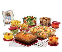 Anchor Hocking 32 Piece Storage Bowl Set & Reviews | Wayfair