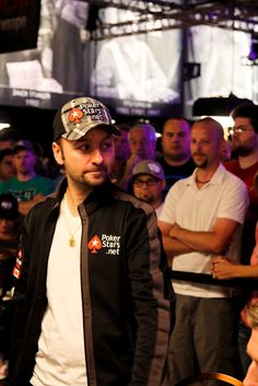 Daniel Negreanu, one of the best in the game. Some of the greatest reads.