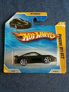 Hot Wheels Cars, Porsche 911, Diecast, Toys, Activity Toys, Clearance Toys, Gaming, Games, Toy