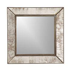 Dubois Wall Mirror. Something similar but larger in BA.