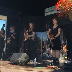 Catch Redhead Express at 6 pm tonight on Bluebonnet Stage, again twice on Friday…