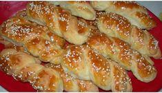 Αλμυρά κουλουράκια, σκέτη μούρλια Greek Sweets, Savoury Baking, Savoury Pies, Breakfast Time, Greek Recipes, Cooking Time, Hot Dog Buns, Cupcake Cakes, Cupcakes
