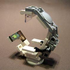 lego pilot seat