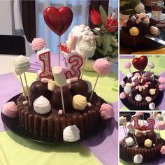 Chocolate cake sacher rivisitata per il compleanno di mia figlia Benedetta