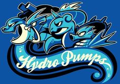 Which Pokémon Team Would You Join?- Hydro Pumps