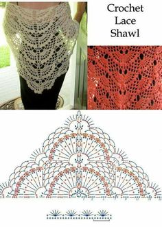 This might be the shawl pattern?