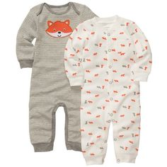 Carter's Baby Boys 2-pack Jumpsuits (Newborn, Ivory/Grey) Carter's,http://www.amazon.com/dp/B00FF2T9H8/ref=cm_sw_r_pi_dp_2EeHsb1RH741XKWT