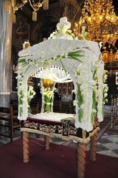 great friday russian orthodox - Google Search Church Flower Arrangements, Church Flowers, Russian Orthodox, Palm Sunday, White Flowers, Fair Grounds, Easter, Frame, Google Search