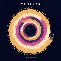 Temples – Keep In The Dark A series of album covers inspired by my favorite songs from 2014. https://www.behance.net/gallery/23278855/Favorite-Songs-2014-(Album-Covers)