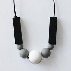 Collar lactancia mordedor silicona Maat - 1
