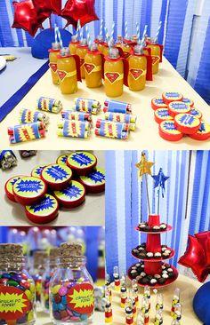 A Festinha de 4 anos do Vinícius