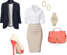 Perfect Women Business Attire 2014