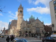 Where Is the Oldest Church | with dissenters from Boston's First Church (a Congregational Church ...