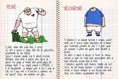 On Rugby Imparare il Rugby: le regole e i ruoli illustrati da Laura Gugliemo » On Rugby