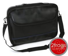 Laptop Case Platinet 15.6 inch - Leather - See more at: http://shop.2frogs.gr