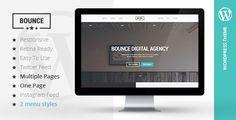 BOUNCE – Responsive Multipurpose WordPress Theme Download