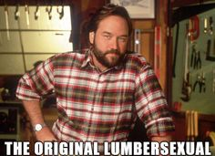Al Borland: The Original Lumbersexual