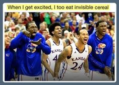 Haha so funny; When I get excited, I too eat invisible cereal. Funny Shit, Hilarious Memes, Funny Cute, The Funny, Funny Stuff, Funny Pictures Hilarious, Funny Things, Lmfao Funny, Funny Pictures Can't Stop Laughing