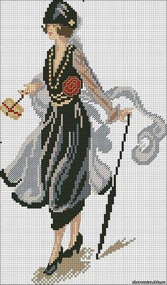 Cross Stitch Designs, Cross Stitch Patterns, Art Nouveau, Cross Stitch Numbers, Beaded Cross, Love Bugs, Cross Stitch Flowers, Hobbies And Crafts, African Art
