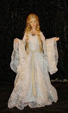 Free Galadriel Dress Pattern and Instructions