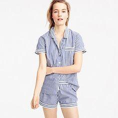 Camisole pajama set in Liberty® Thorpe floral   Women pajamas  ddeec3014655