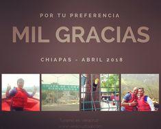 Por tu preferencia mil #Gracias http://www.veracruztour.com #excursión #Chiapas