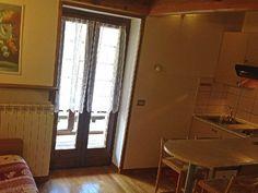 Residence Casa dei Fiori. Alagna centro /  Alagna centre.