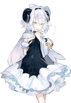 New hair white blue anime girls Ideas Blue Anime, Anime Oc, Chica Anime Manga, Anime Angel, Anime Hair, Anime Child, Girls Anime, Anime Art Girl, Loli Kawaii