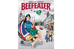 BEEFEATER CAMPAIGN PROP STYLING PETRA STORRS