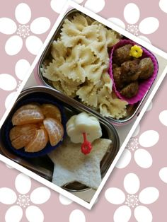 Lunch : Protein pastas with butter and cheese and meat balls Snack : Almond chocolate spread sandwich, cheese and tangerine