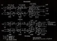 MS Matrix halverwege kant Encoder Decoder van RockmoreLabs op Etsy