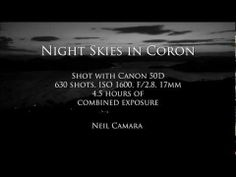 How to Make a Timelapse Video! Magic Lantern Canon 50D captured Coron's starry night skies! - YouTube